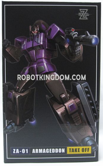 Zeta Z A-01 Take Off. Available Now!
