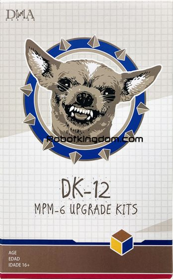 DNA DESIGN DK-12 MPM-6 IRONHIDE Upgrade Kits with Bouns gift. Available Now!