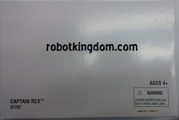 Hasbro Star Wars Mail Away Exclusive 87797 Captain Rex