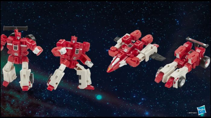 Transformers Generations War for Cybertron Galactic Odyssey Collection Biosfera Autobot Clones 2-Pack. Available Now!