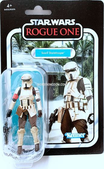 """Star Wars Vintage Collection 3.75"""" Scarif Trooper. Available Now!"""