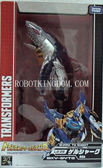 Transformers Legends LG-06 Sky Byte. Available Now!