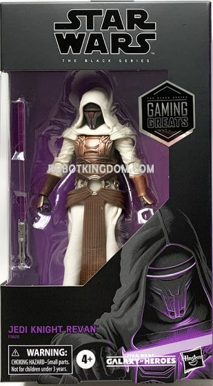 """Star Wars BL GG 6"""" DARTH REVAN KOTOR. Available Now!"""