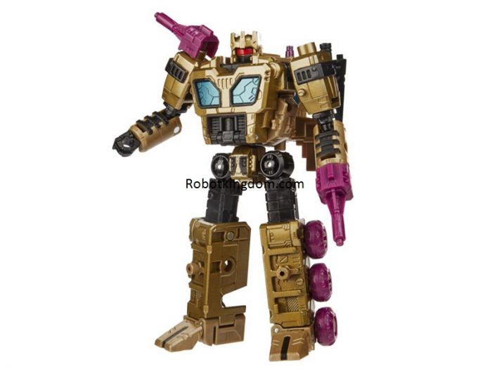 Transformers Generations Selects Deluxe WFC-GS22 Black Roritchi. Preorder. Start Shipping 1st Dec 2020.