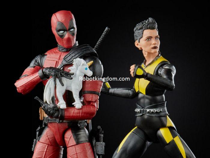 X-Men Marvel Legends 20th Anniversary Deadpool & Negasonic Teenage Warhead 2 Pack. Start Shipping NOW!