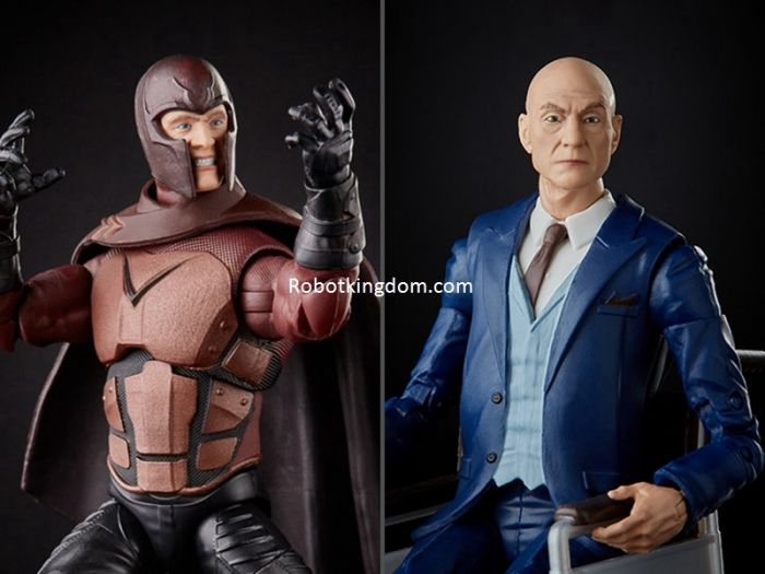Marvel Legends X-Men (2000) 20th Anniversary Marvel Legends Magneto & Professor X Two-Pack. Preorder. Start Shipping 1st Nov 2020.