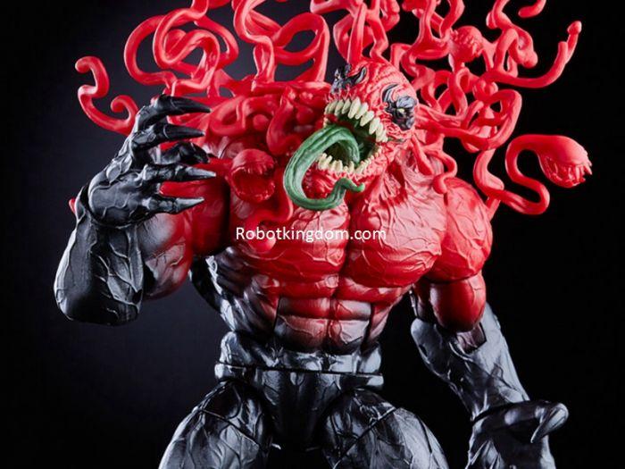"Hasbro Marvel Legends 6"" Variant Marvel's Toxin. Preorder. Available in Nov 2020."