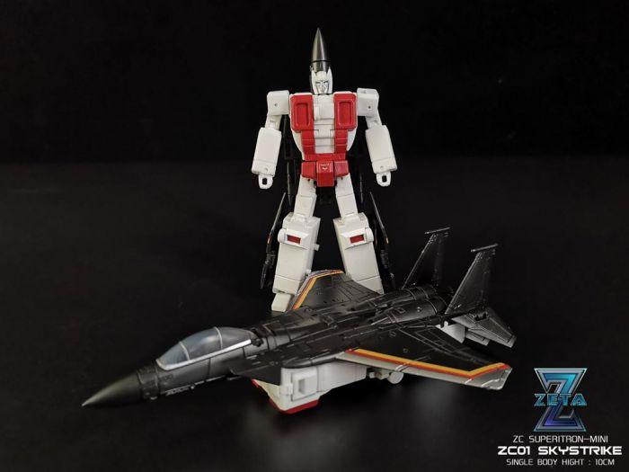 Zeta ZC-02 SKYSTRIKE. Preorder. Available in 2nd Quarter 2021.
