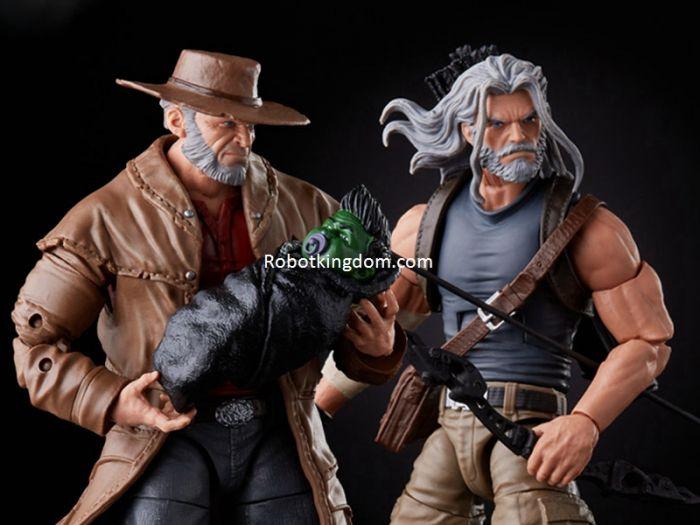 X-Men Marvel Legends 20th Anniversary Old Man Logan & Hawkeye 2 Pack. Preorder. Start Shipping 1st Nov 2020.
