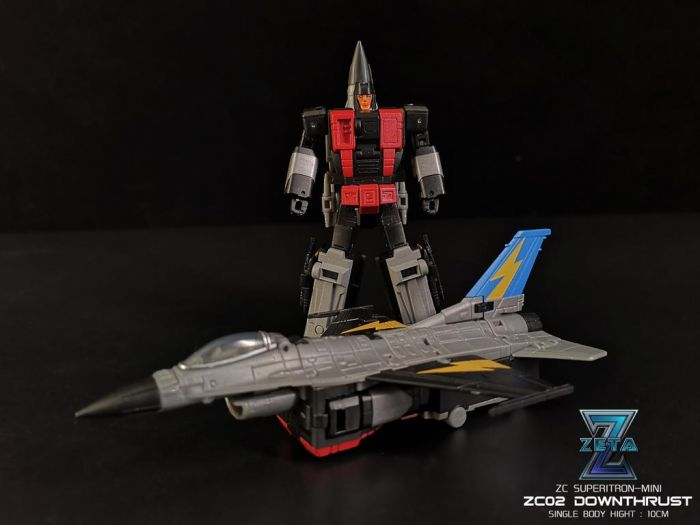 Zeta ZC-01 DOWNTHRUST. Preorder. Available in 2nd Quarter 2021.