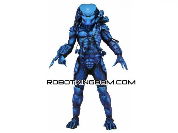 "NECA 7"" Predator (Classic Video Game Appearance). Pre-order, Available in July 2015."