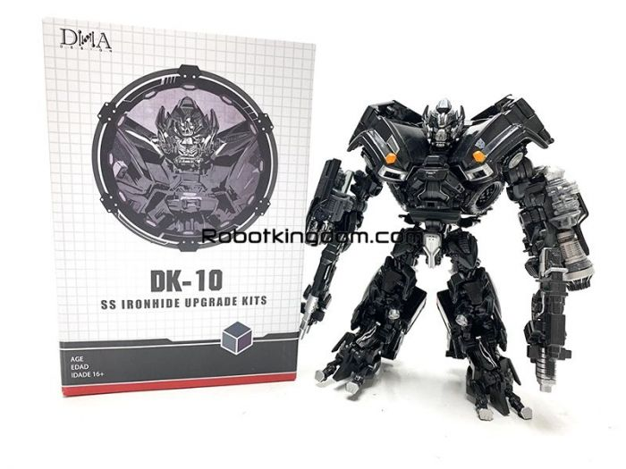 DNA DESIGN DK-10 Studio Series Ironhide Upgrade Kits. Available Now!