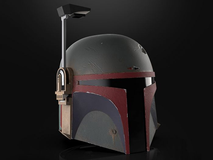 Star Wars The Black Series Boba Fett (Re-Armored) Premium Electronic Helmet Prop Replica. Preorder. Start Shipping on 1st January 2022.