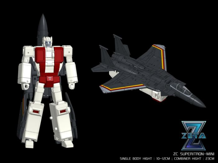 Zeta ZC-02 SKYSTRIKE. Preorder. Available in March 2021.