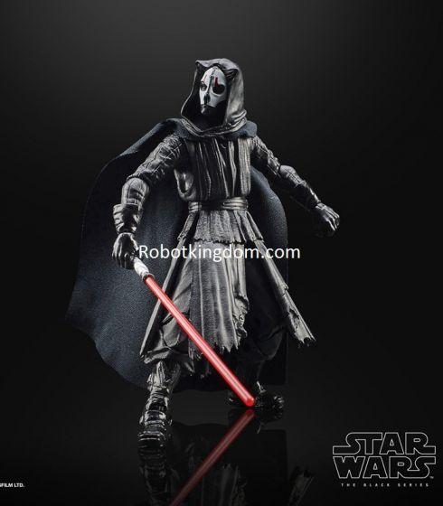 "Exclusives Star Wars Black Series 6"" Gaming Great Darth Nihilus."