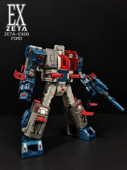 Zeta-EX09 Ford. Available Now.