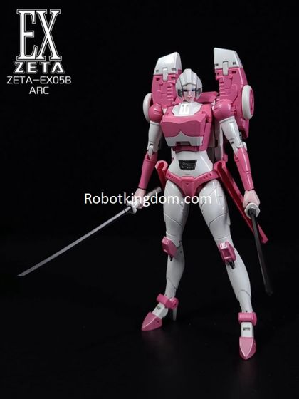 Zeta-EX05B ARC. Preorder. Available in End of September 2020.