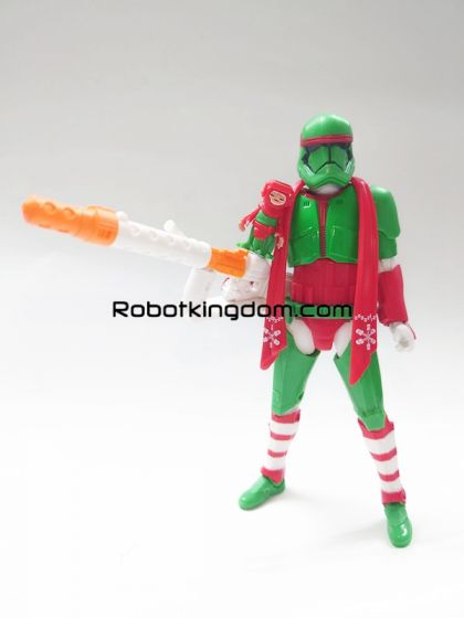 "Exclusives Star Wars Black Series 6"" Sith Trooper (Holiday Edition). Available Now!"