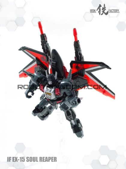 Iron Factory IF-EX15 Soul Reaper.