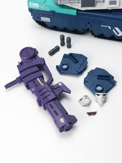 FANS HOBBY MBA-04 Upgraded parts for MB-08 DOUBLE EVIL. Available Now!