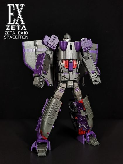 ZETA-EX10 SPACETRON. Start Shipping Now!