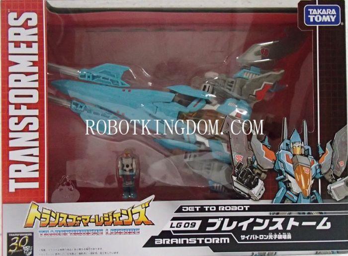 Transformers Legends LG-09 Brainstorm. Available Now!