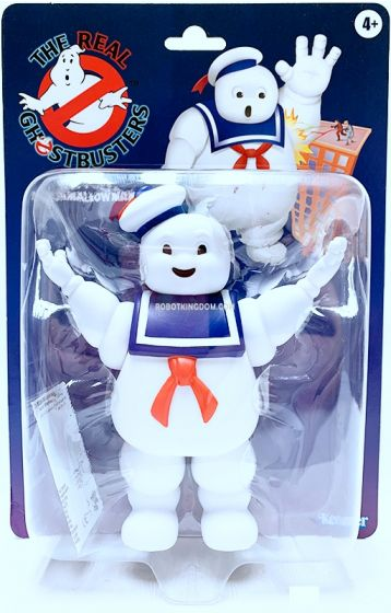 GHOSTBUSTERS KENNER CLASSICS STAY Puffy. Available Now!