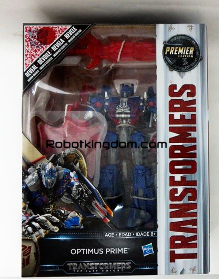 Target Exclusive Transformers Movie 5 The Last Knight Voyager Optimus Prime. Available now.