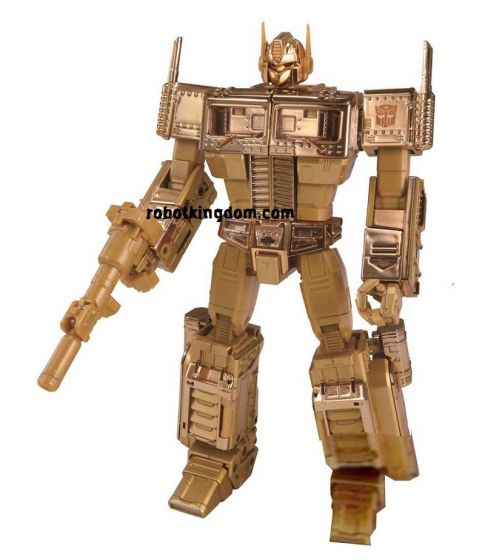 Wonder Festival Exclusives Transformers Golden Lagoon Masterpiece Convoy. Available Now!
