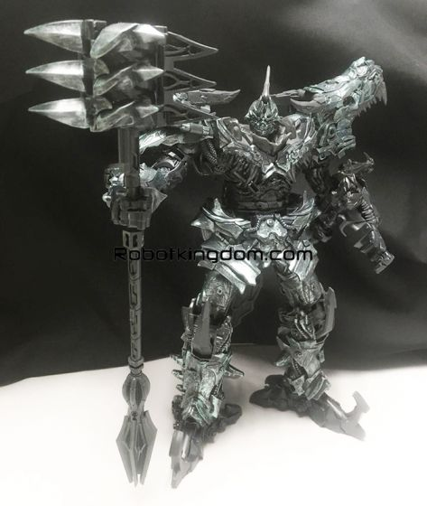 DNA DESIGN DK-06 GRIMLOCK UPGRADE KITS with First Production Bonus. Available Now!
