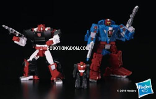 Exclusives TRANSFORMERS War for Cybertron Firestormer Pack. Available NOW!