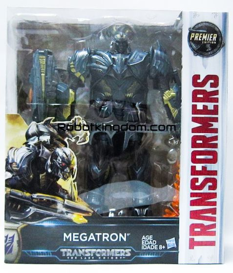 Transformers Movie 5 - The Last Knight Leader Megatron. Available Now!