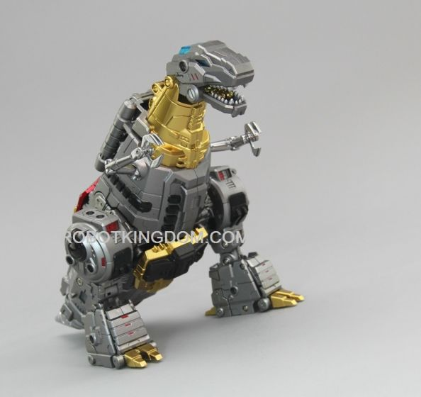 Toy World limited run Metallic Dino Combiners set of 5. Preorder. Available in 1st Quarter 2018