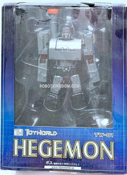 TW-01 Hegemon Black Version. Warehouse Found! C8.5