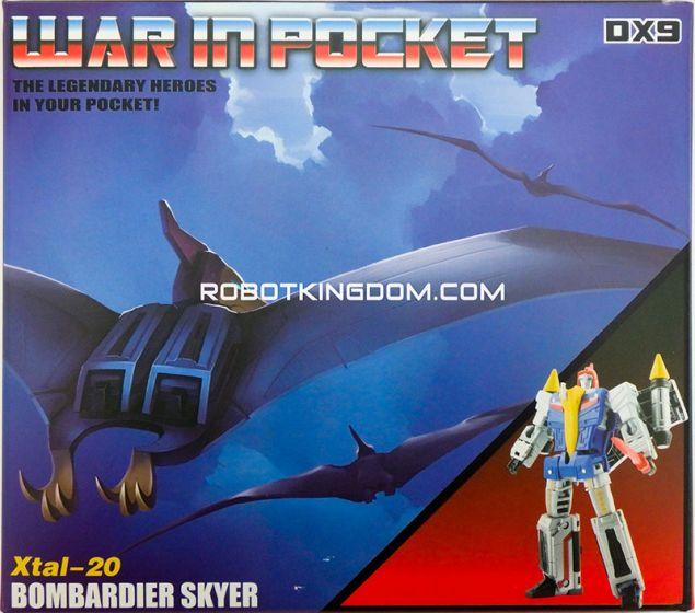 DX9 X20 Skyer. Available Now!