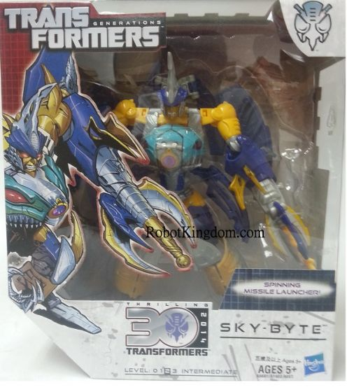 Generations 2014 Voyager Sky Byte. Available Now!