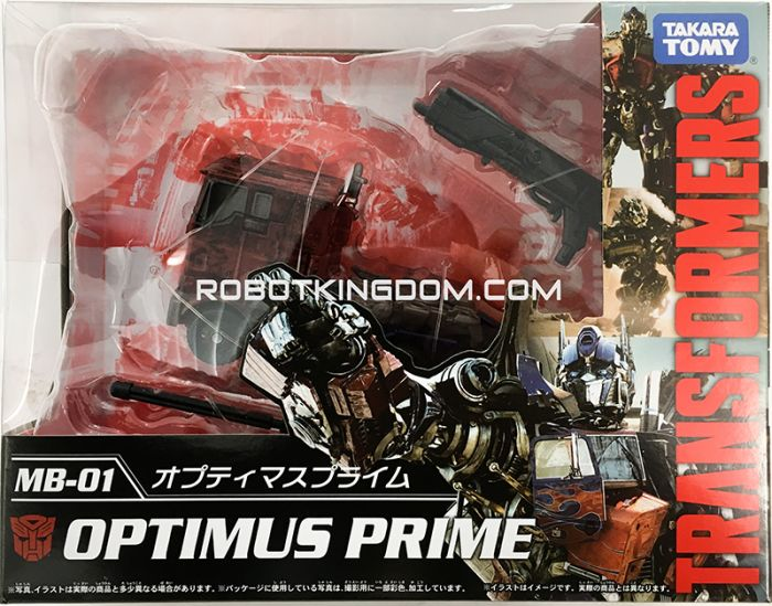 Takara Transformers Movie 10th Anniversary Reissues MB-01 - Classic Optimus Prime. Available Now!