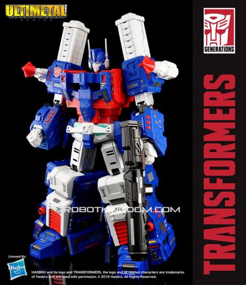 """Action Toys Transformers 17"""" Ultimetal UM-02 Ultra Magnus. Available Now!"""