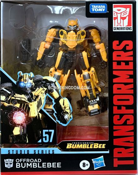 Hasbro Transformers Studio Series DELUXE 2020 JEEP Bumblebee. Available Now!