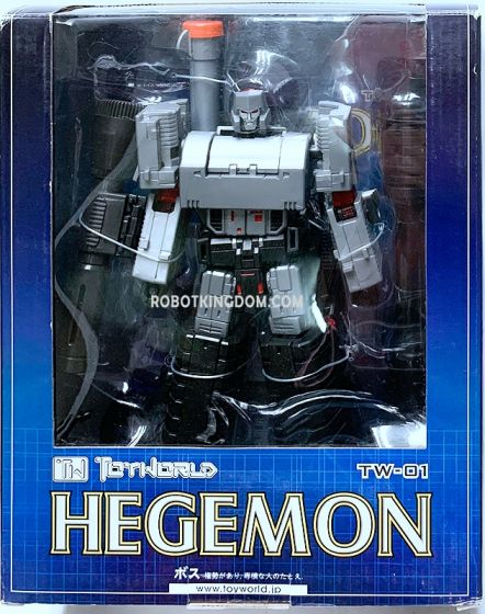 TW-01 Hegemon Black Version. Warehouse Found!