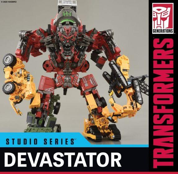 Transformers Studio Series Devastator. Start Shipping Now!