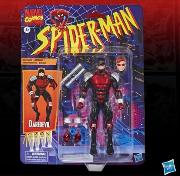 Spiderman Marvel Legends Vintage Assortment Case OF 6 . (PEPPERONI, EXTRA CHEESE,GREEN PEPPERS,SPINACH, ARTICHOKES, SAUSAGE). Preorder. Start Shipping on 1st August 2020.