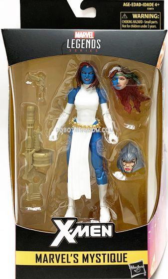 "Exclusives Marvel Legends 6"" Mystique. Available Now!"