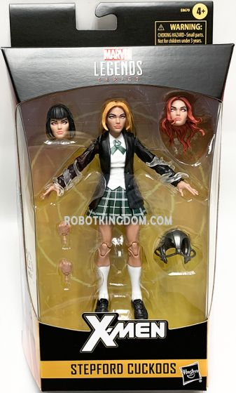 """Exclusive MARVEL LEGENDS 6"""" Stepford Cuckoos. Available Now!"""
