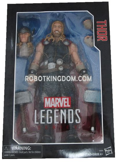"Marvel Legends 12"" THOR. Available Now!"