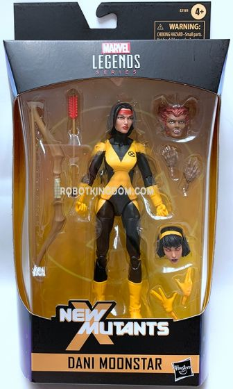 "Marvel Legends Exclusives 6"" Dani Moonstar. Available Now!"