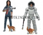 """NECA Aliens - 7"""" Action Figure - Series 4 - Set of 2. Available Now!"""