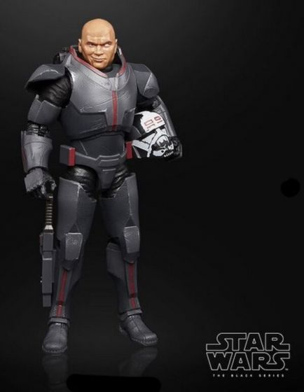 """Star Wars Black Series Deluxe 6"""" The Bad Batch Wrecker. Preorder. Start Shipping on 1st October 2021."""
