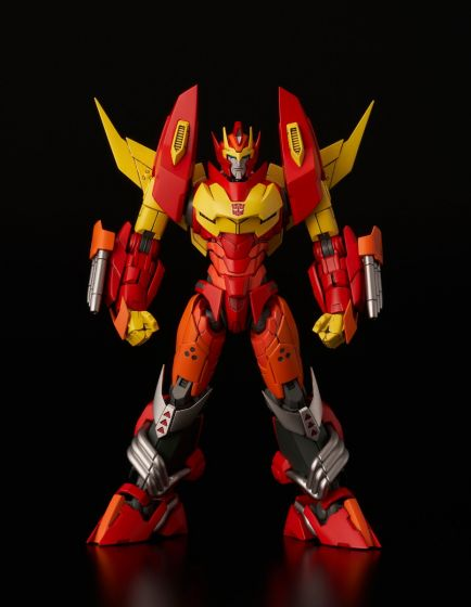 Flame Toys [Furai Model] Rodimus (IDW ver.). Preorder. Available in May 2021.