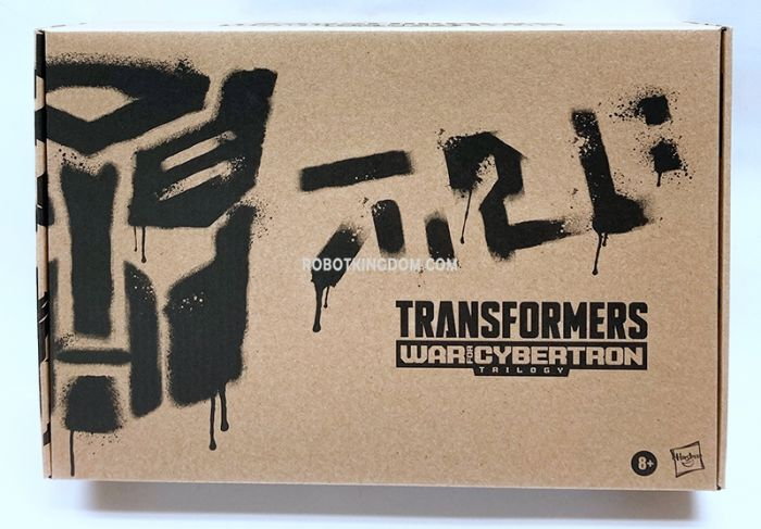 Transformers Generations Selects Deluxe WFC-GS20 Cordon and Autobot Spin-Out. Available Now!